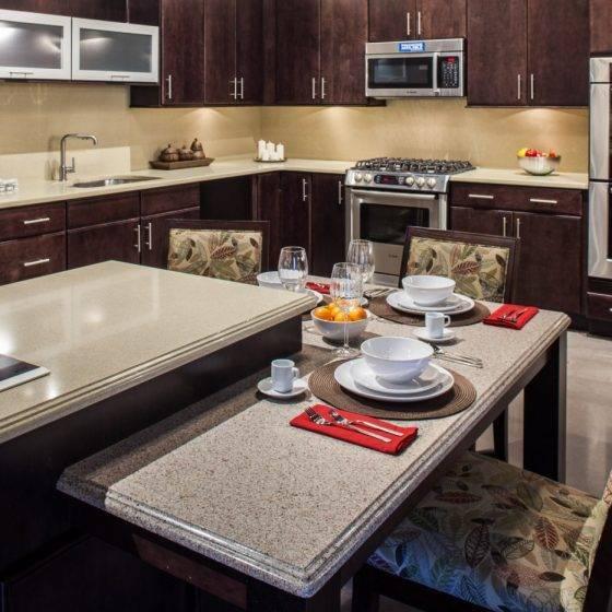 Urban-Cream-Silestone-Kitchen-with-Full-Back-splashes-Island-