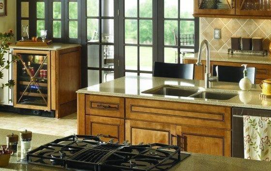 silestone-bamboo-kitchen