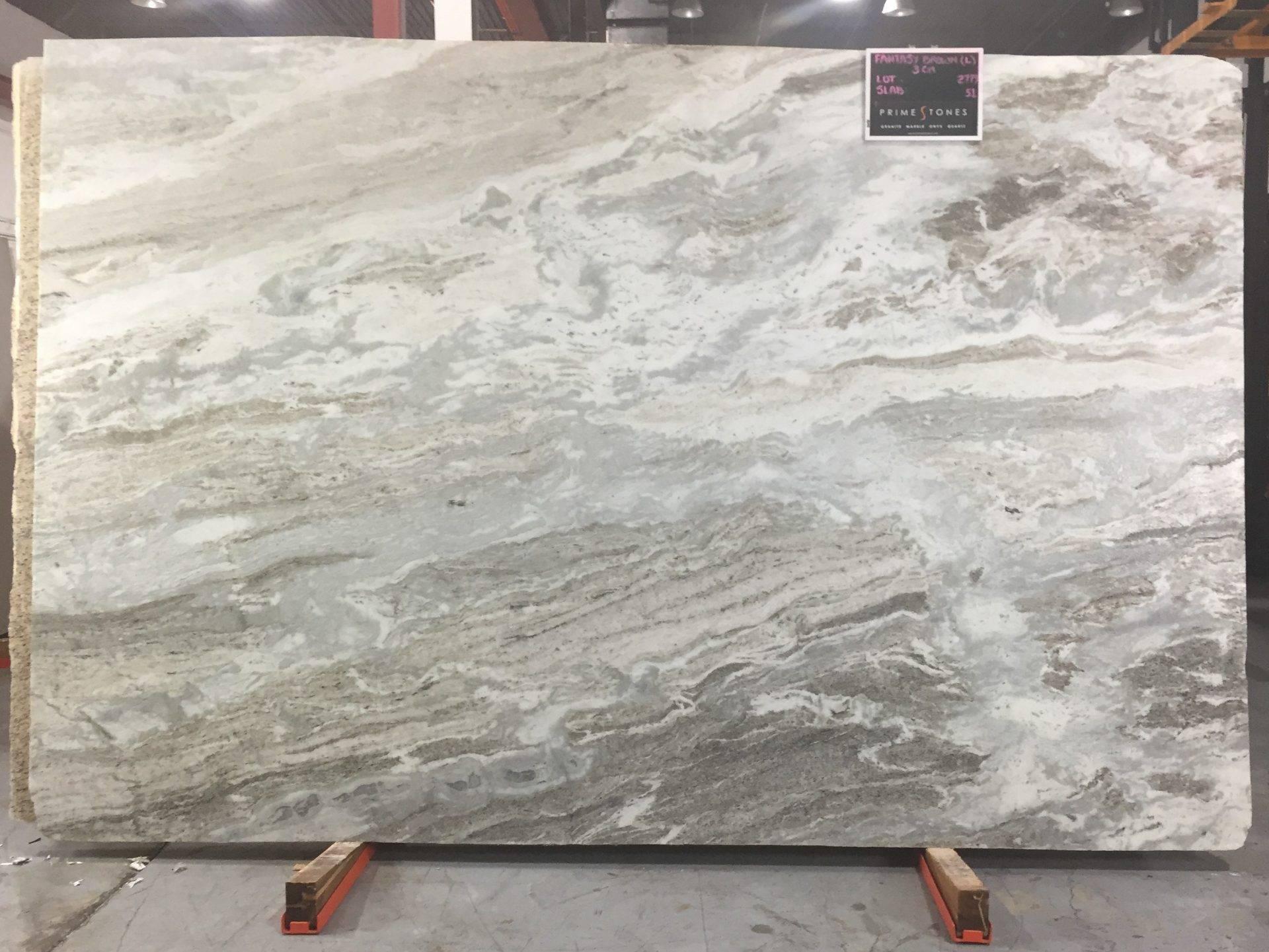 Fantasy Brown Primestones 174 Granite Quartz Marble