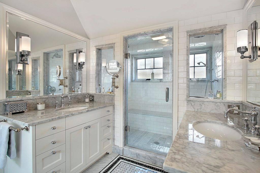 Marble 101 3 Carrera Marble Bathroom 1024x683, Primestones® Granite, Quartz, Marble