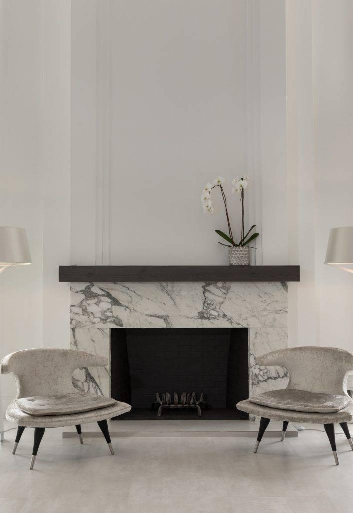 Marble 101 4 Calacatta Marble Fireplace 705x1024, Primestones® Granite, Quartz, Marble