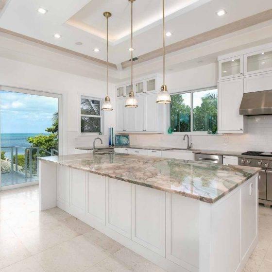 Jade Kitchen: Primestones® Granite, Quartz, Marble