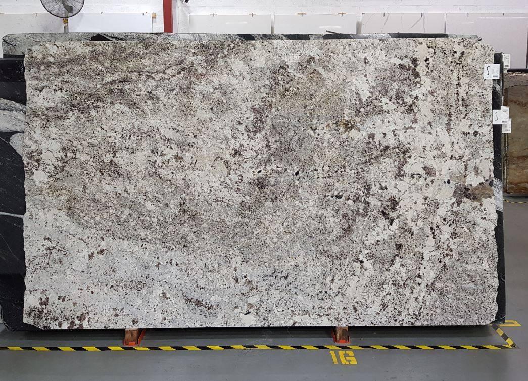 Alaska White Granite Slab By Primestones