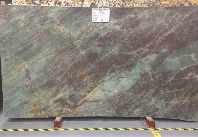 Emerald Green Quartzite - Full size